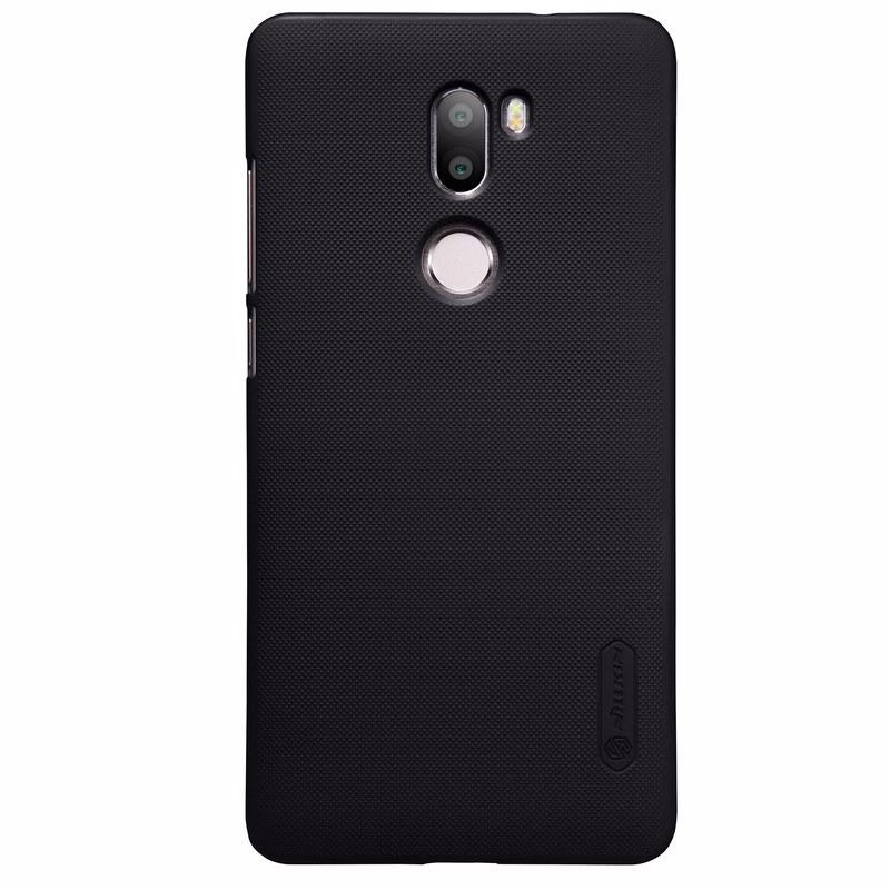 Чехол-накладка Nillkin Frosted Shield для Xiaomi Mi5S Plus пластиковый черный