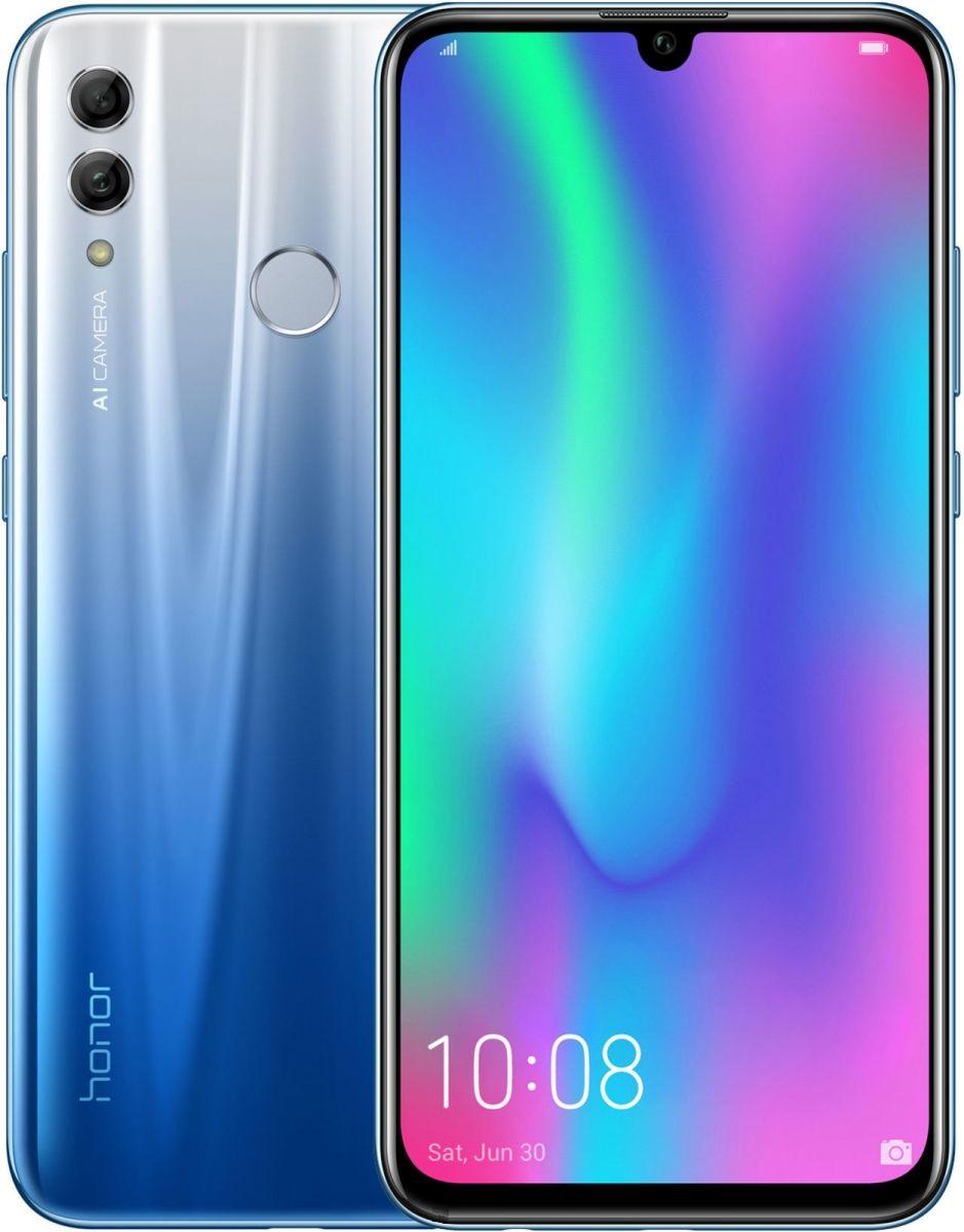 Huawei Honor 10 Lite 3/32GB (Небесный голубой) (HRY-LX1)