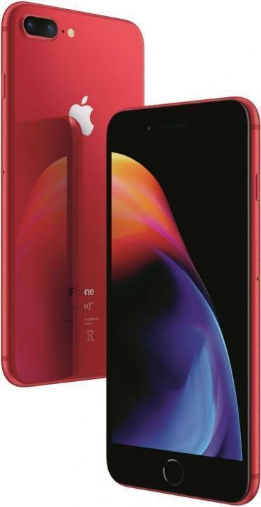Apple iPhone 8 Plus 256Gb (Red) (MRTA2RU/A)