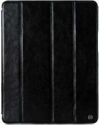 Чехол-книжка Hoco Crystal Series для Apple iPad Air / 2017 (искусственная кожа с подставкой) Blackдля Apple iPad Air<br>Чехол-книжка Hoco Crystal Series для Apple iPad Air / 2017 (искусственная кожа с подставкой) Black<br>
