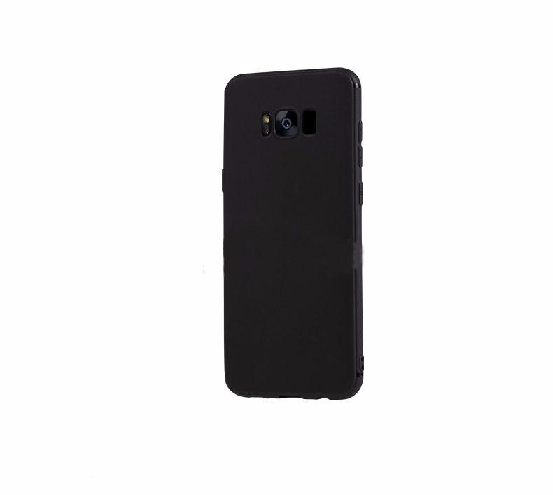 Чехол-накладка Hoco Fascination Series Case для Samsung Galaxy S8+ (SM-G955) силиконовый черный