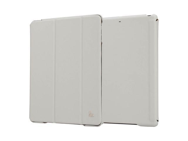 Чехол-книжка JustCase Premium для Apple iPad Air (искусственная кожа с подставкой) светло-серый