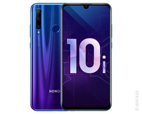 Huawei Honor 10i 4/128GB (Мерцающий синий) (HRY-LX1T)