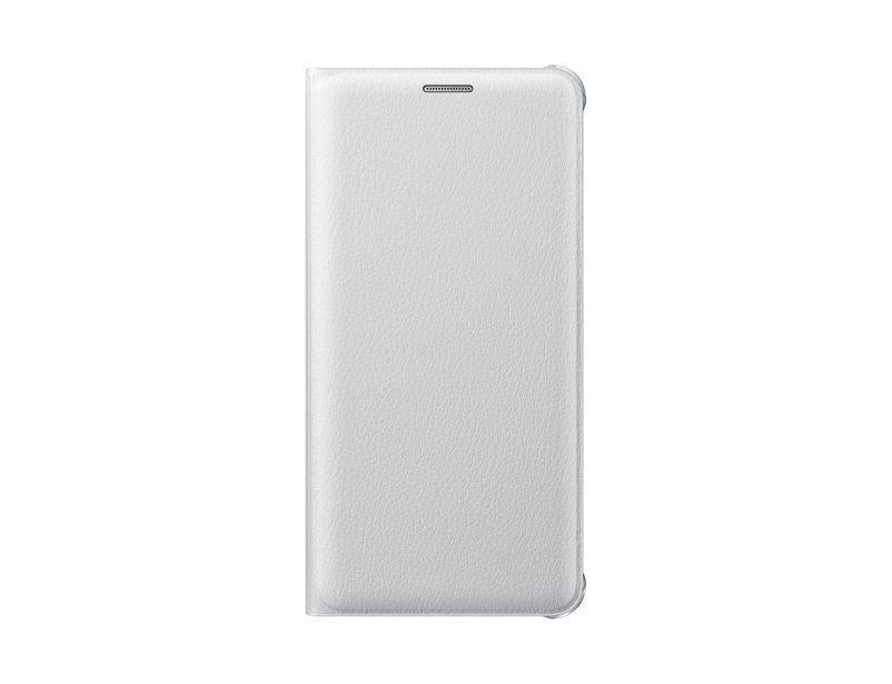 Чехол-книжка Samsung Flip Wallet Cover для Galaxy A7 2016 поликарбонат,полиуретан белый WA710PWEGRUдля Samsung<br>Чехол-книжка Samsung Flip Wallet Cover для Galaxy A7 2016 поликарбонат,полиуретан белый WA710PWEGRU<br>