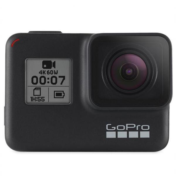 Купить со скидкой Экшн-камера GoPro HERO7 Black (CHDHX-701)