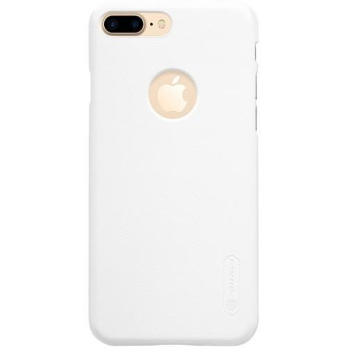 Чехол-накладка Nillkin Frosted Shield для Apple iPhone 7 Plus/8 Plus пластиковый белыйдля iPhone 7 Plus/8 Plus<br>Чехол-накладка Nillkin Frosted Shield для Apple iPhone 7 Plus/8 Plus пластиковый белый<br>