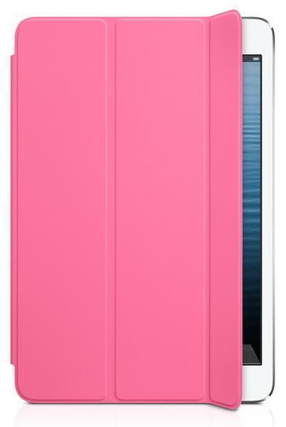 Чехол-книжка Apple Smart Cover для Apple iPad mini 1/2/3 (полиуретан с подставкой) Pink