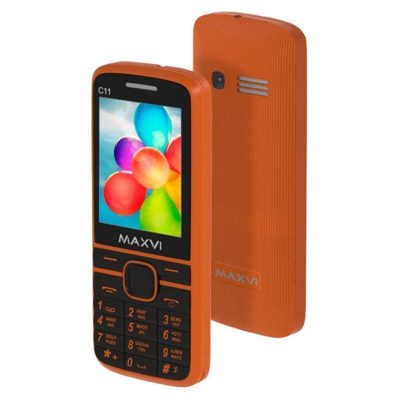 Maxvi C11 OrangeMaxvi<br>Maxvi C11 Orange<br>