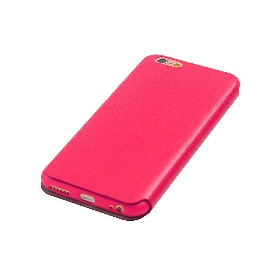 Чехол-книжка Pipilu FIBcolor X-Level для Apple iPhone 6/6S искусственная кожа красныйдля iPhone 6/6S<br>Чехол-книжка Pipilu FIBcolor X-Level для Apple iPhone 6/6S искусственная кожа красный<br>