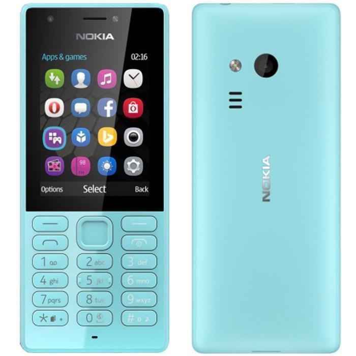 Nokia 216 Dual Sim BlueNokia<br>Nokia 216 Dual Sim Blue<br>