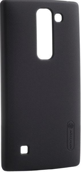 Купить Чехол-накладка Nillkin Frosted Shield для LG Spirit (H422) пластиковый (черный)