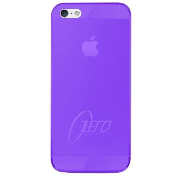 Чехол-накладка Itskins Zero 0.3mm для Apple iPhone 4/4S пластик Purple