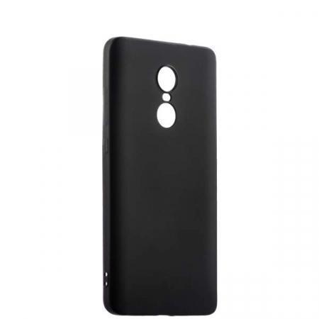 Чехол-накладка j-case 0.5mm THIN для Xiaomi Redmi Note 4X силикон черныйдля Xiaomi<br>Чехол-накладка j-case 0.5mm THIN для Xiaomi Redmi Note 4X силикон черный<br>