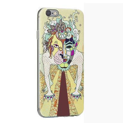 Чехол-накладка Hoco Element Series God&amp;Animal Beast для Apple iPhone 6 Plus/6S Plus Greenдля iPhone 6 Plus/6S Plus<br>Чехол-накладка Hoco Element Series God&amp;Animal Beast для Apple iPhone 6 Plus/6S Plus Green<br>