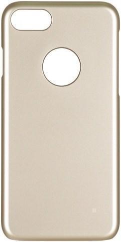 Чехол-накладка iCover Rubber для Apple iPhone 7/8 пластиковый золотой (IP7-RF-GD)для iPhone 7/8<br>Чехол-накладка iCover Rubber для Apple iPhone 7/8 пластиковый золотой (IP7-RF-GD)<br>