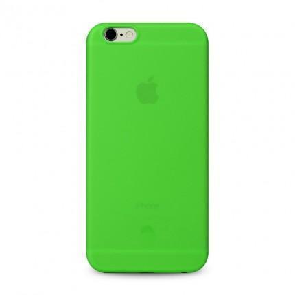 Чехол-накладка Stone Age для Apple iPhone 6/6S пластиковый зелёныйдля iPhone 6/6S<br>Чехол-накладка Stone Age для Apple iPhone 6/6S пластиковый зелёный<br>