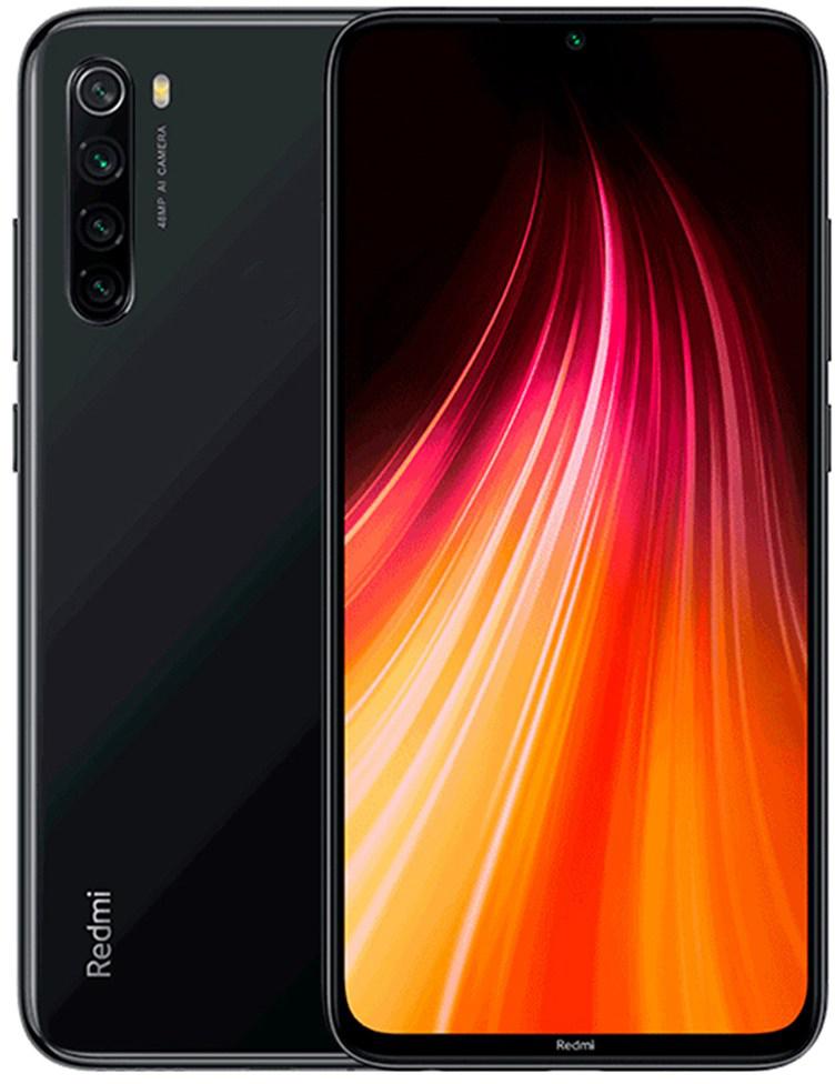 Xiaomi Redmi Note 8 3/32GB EU (Space Black)