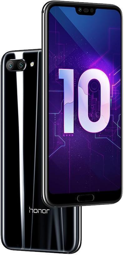 Huawei Honor 10 4/128GB Полночный черный (COL-L29)