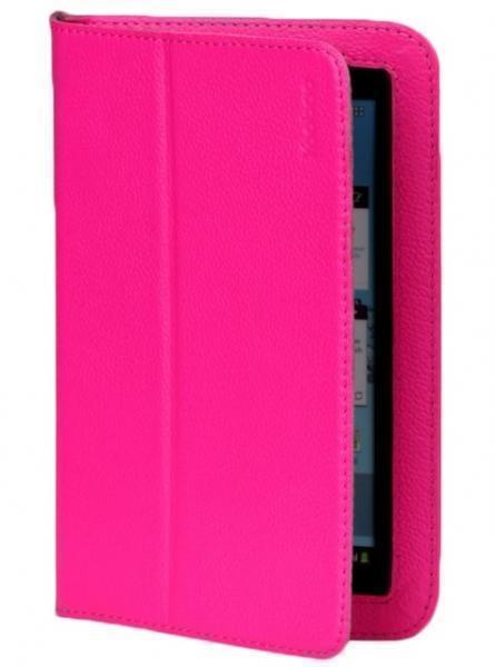 Чехол-книжка Yoobao Executive для Samsung Galaxy Tab 2 7.0 (GT-P3100 / GT-P3110) розовый