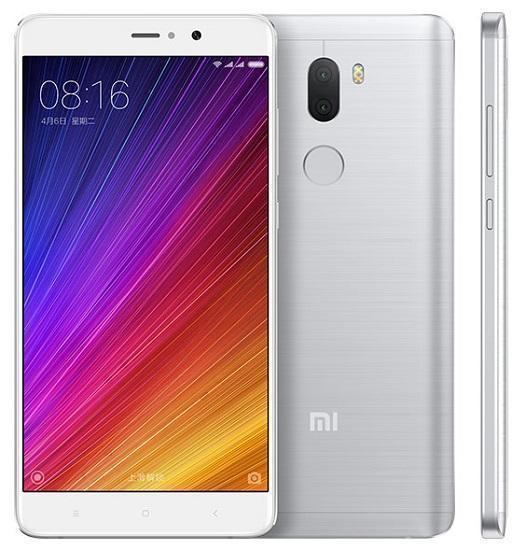 Xiaomi Mi5S Plus 64Gb SilverXiaomi<br>Xiaomi Mi5S Plus 64Gb Silver<br>