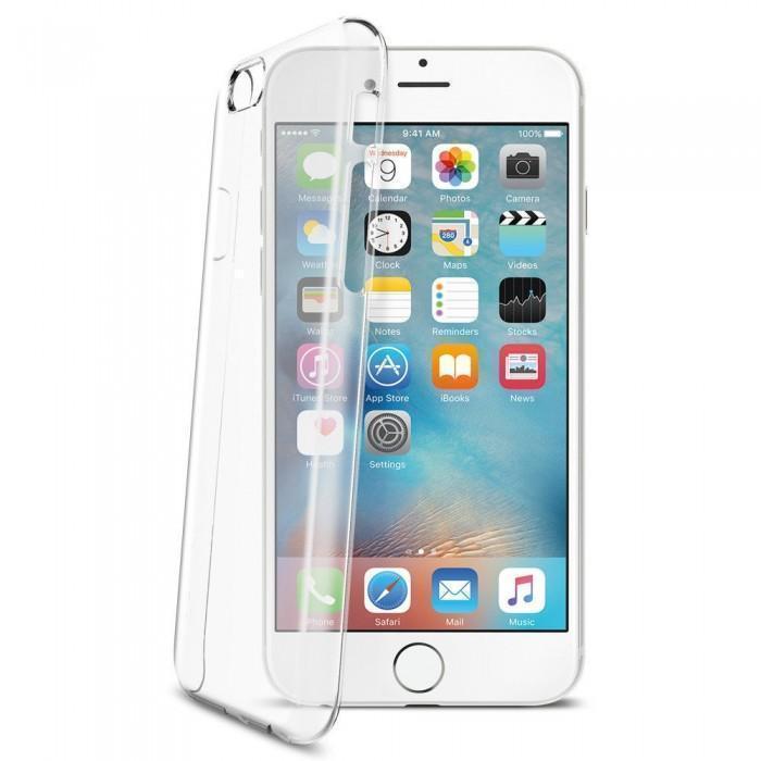 Чехол-накладка Spigen Thin Fit для Apple iPhone 6/6S Crystal Clear (SGP11591)для iPhone 6/6S<br>Чехол-накладка Spigen Thin Fit для Apple iPhone 6/6S Crystal Clear (SGP11591)<br>