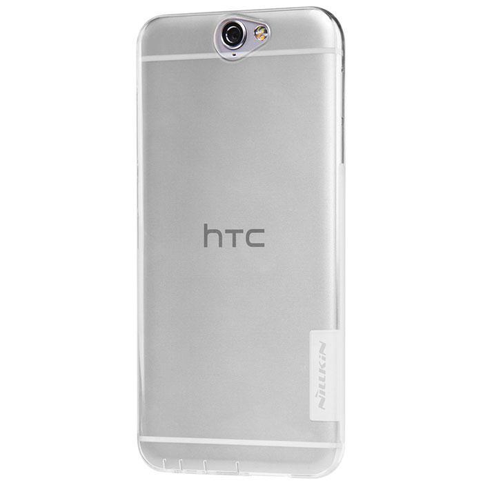 Чехол-накладка Nillkin Nature 0.6mm для HTC One A9 силиконовый прозрачныйдля HTC<br>Чехол-накладка Nillkin Nature 0.6mm для HTC One A9 силиконовый прозрачный<br>