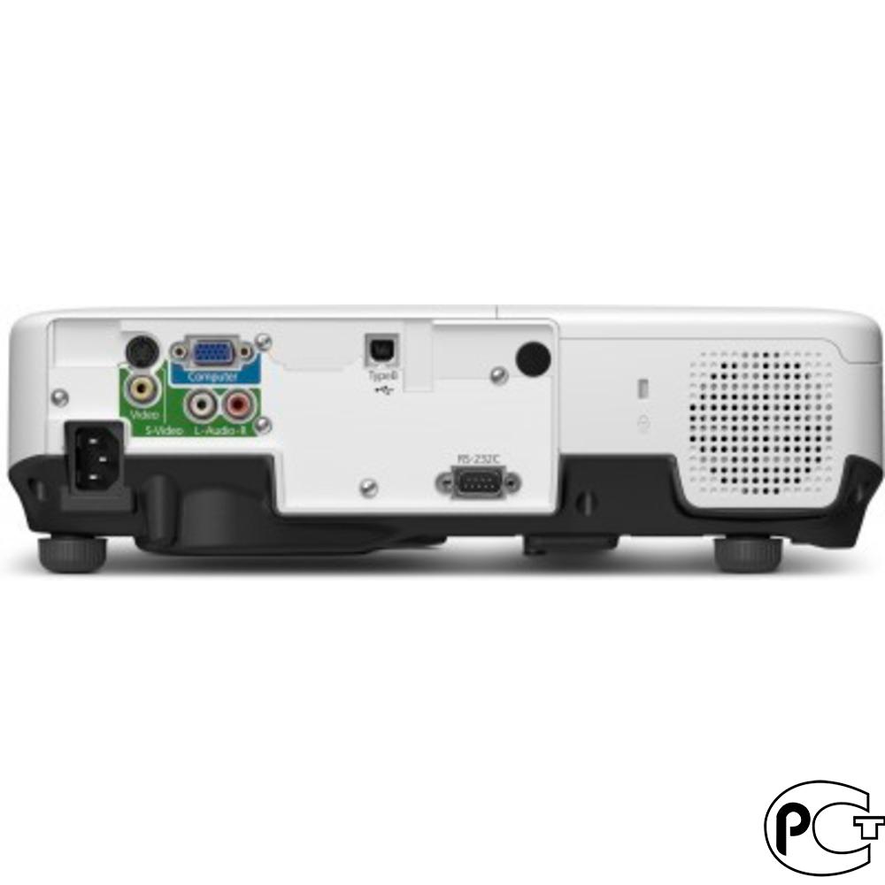 Мультимедиа-проектор Epson EB-1840WСтационарные медиаплееры,TV приставки<br>Мультимедиа-проектор Epson EB-1840W<br>