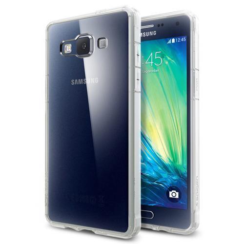 Чехол-накладка Spigen Ultra Hybrid для Samsung Galaxy A5 (2017) прозрачный (SGP 573CS21157)для Samsung<br>Чехол-накладка Spigen Ultra Hybrid для Samsung Galaxy A5 (2017) прозрачный (SGP 573CS21157)<br>