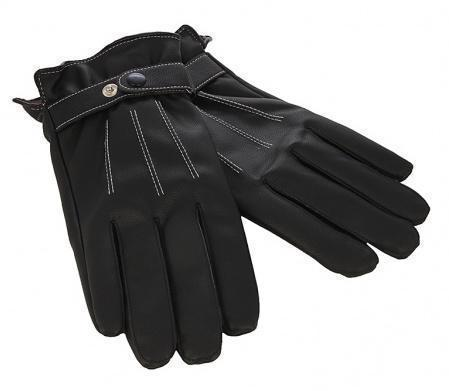 Перчатки для смартфона iCasemore искуственная кожа черныеПерчатки для смартфона<br>Перчатки для смартфона iCasemore искуственная кожа черные<br>