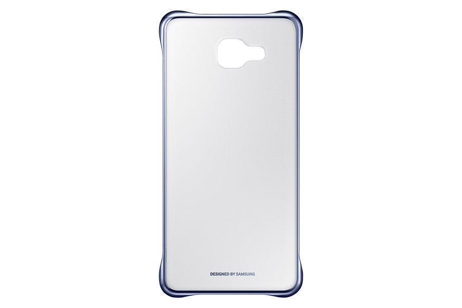 Чехол-накладка Samsung Clear Cover для Galaxy A7 (2016) пластик прозрачный-розовый EF-QA710CBEGRUдля Samsung<br>Чехол-накладка Samsung Clear Cover для Galaxy A7 (2016) пластик прозрачный-розовый EF-QA710CBEGRU<br>