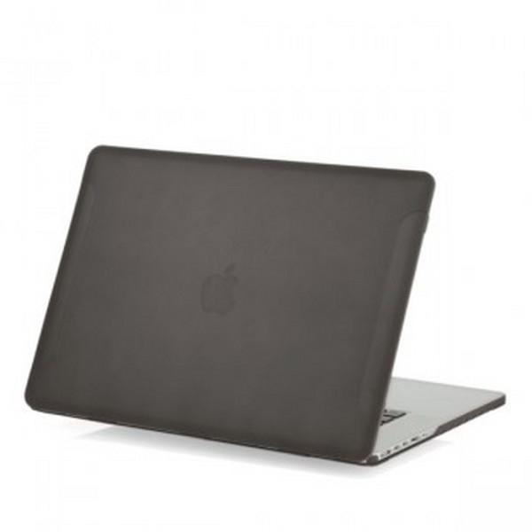 Чехол-накладка BTA-Workshop для Apple MacBook Pro Retina 13 матовая прозрачно-черныйдля Apple MacBook Pro 13 with Retina display<br>Чехол-накладка BTA-Workshop для Apple MacBook Pro Retina 13 матовая прозрачно-черный<br>
