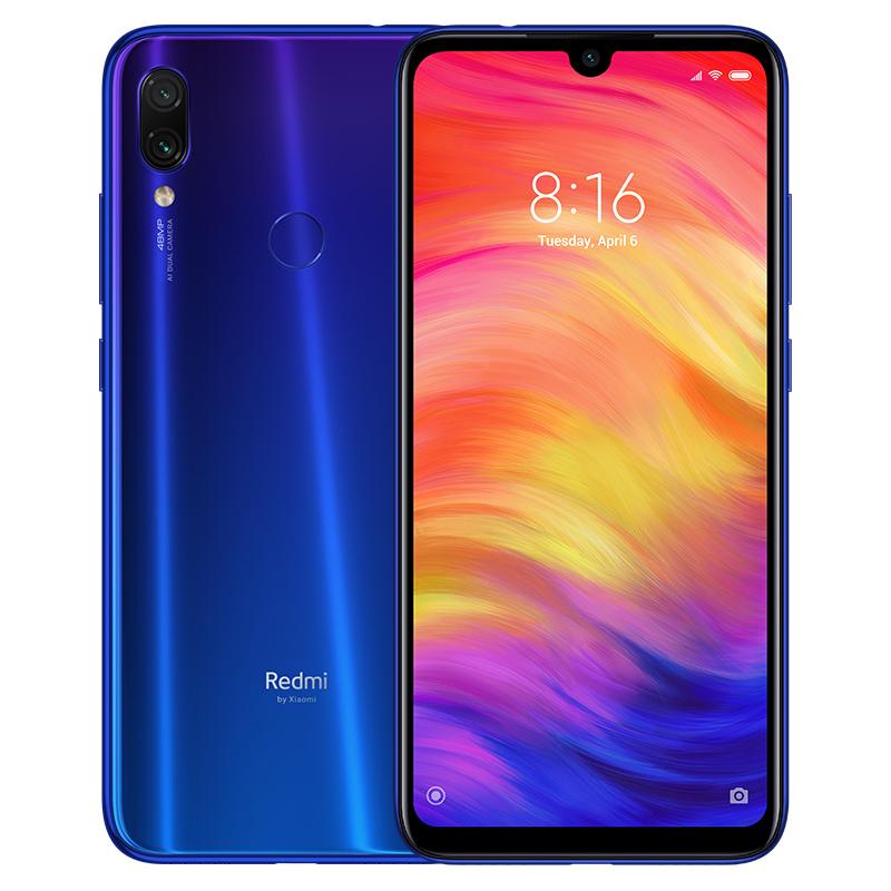 Xiaomi Redmi 7 3/32GB EU (Comet Blue)