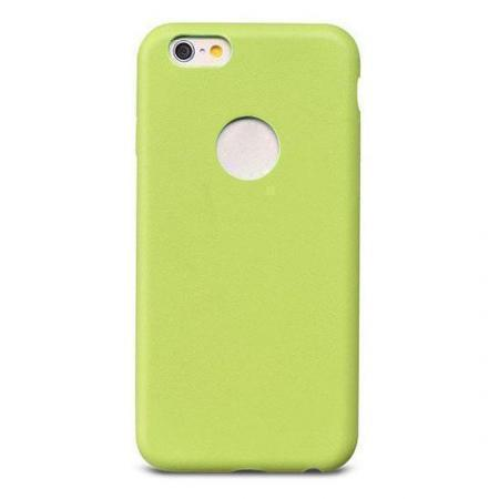 Чехол-накладка Hoco Paris Series Leather для Apple iPhone 6/6S искусственная кожа Greenдля iPhone 6/6S<br>Чехол-накладка Hoco Paris Series Leather для Apple iPhone 6/6S искусственная кожа Green<br>