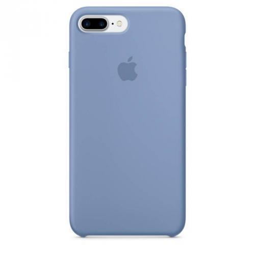 Чехол-накладка Apple Silicone Case для iPhone 7 Plus/8 Plus силиконовый лазурныйдля iPhone 7 Plus/8 Plus<br>Чехол-накладка Apple Silicone Case для iPhone 7 Plus/8 Plus силиконовый лазурный<br>