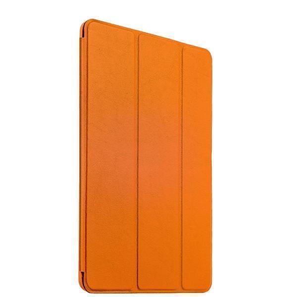 Чехол-книжка Smart Case для Apple iPad Pro 12.9 (искусственная кожа с подставкой) светло-коричневый