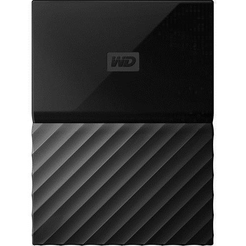 Внешний жесткий диск HDD  WD  2 TB  My Passport чёрный, 2.5, USB 3.0Жесткие диски<br>Внешний жесткий диск HDD  WD  2 TB  My Passport чёрный, 2.5, USB 3.0<br>