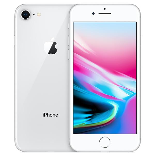 Apple iPhone 8 64Gb (Silver) (MQ6H2RU/A)