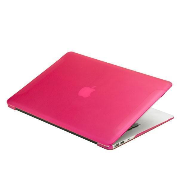 Чехол-накладка BTA-Workshop для Apple MacBook Air 13 пластик матовая прозрачно-розоваядля Apple MacBook Air 13<br>Чехол-накладка BTA-Workshop для Apple MacBook Air 13 пластик матовая прозрачно-розовая<br>