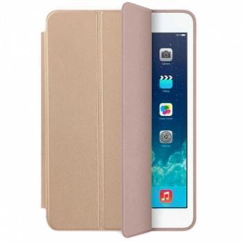 Чехол-книжка Smart Case для Apple iPad Air 2 (искусственная кожа с подставкой) золотойдля Apple iPad Air 2<br>Чехол-книжка Smart Case для Apple iPad Air 2 (искусственная кожа с подставкой) золотой<br>