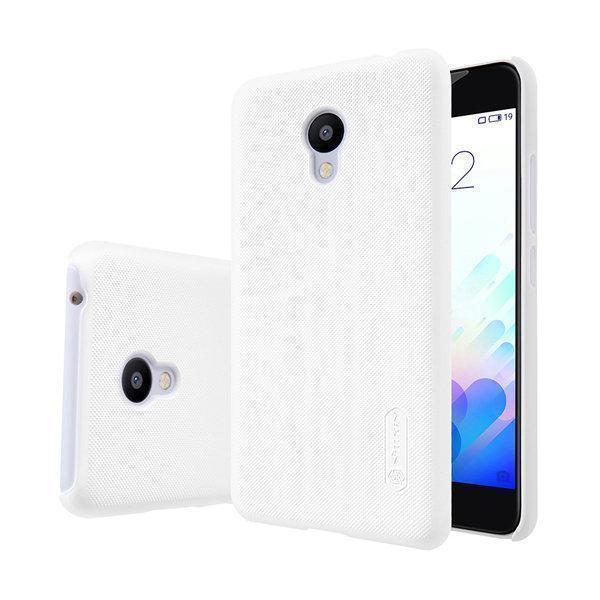 Чехол-накладка Nillkin Frosted Shield для Meizu M3s / M3 Mini пластиковый (белый) фото