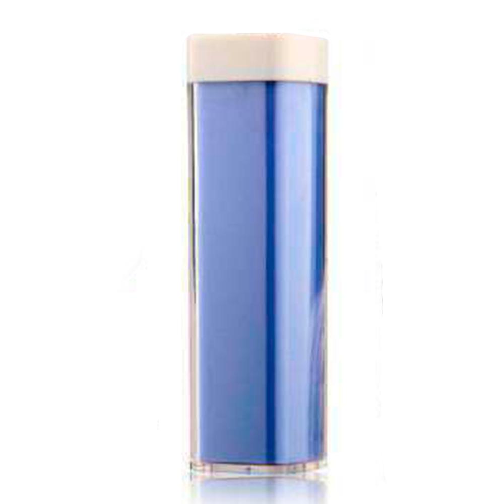 Универсальный внешний аккумулятор Power Bank GLK H-55 1200 mAh, 1 А, USBx1 пластик синийUSBx1<br>Универсальный внешний аккумулятор Power Bank GLK H-55 1200 mAh, 1 А, USBx1 пластик синий<br>