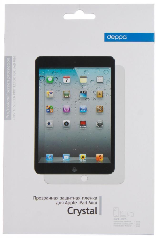 Защитная плёнка Deppa для Apple iPad Pro 12.9 глянцеваядля Apple iPad Pro 12.9<br>Защитная плёнка Deppa для Apple iPad Pro 12.9 глянцевая<br>