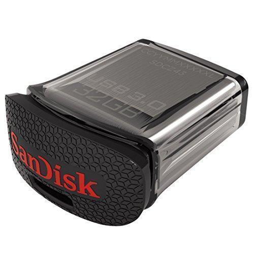 Флеш Диск SanDisk 32GB Cruzer Ultra Fit USB 3.0 Nano Flash Pen Drive 150MB/s(SDCZ43-032G-G46)