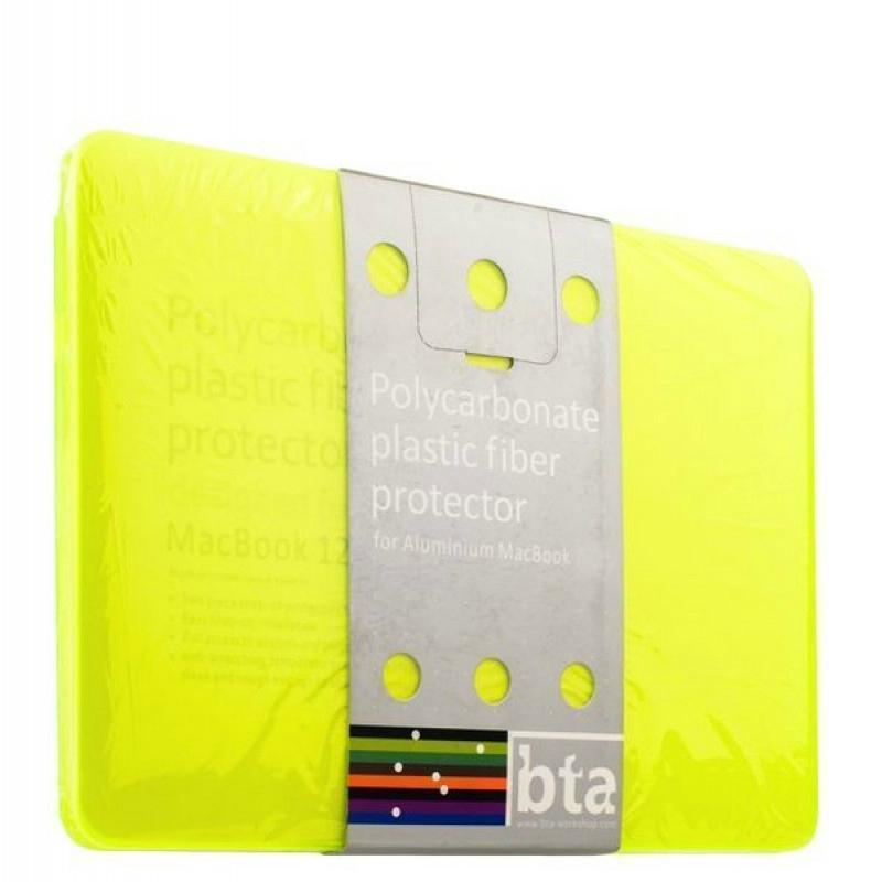 Чехол-накладка BTA-Workshop для Apple MacBook Pro 15 матовая прозрачно-желтаядля Apple MacBook Pro 15<br>Чехол-накладка BTA-Workshop для Apple MacBook Pro 15 матовая прозрачно-желтая<br>