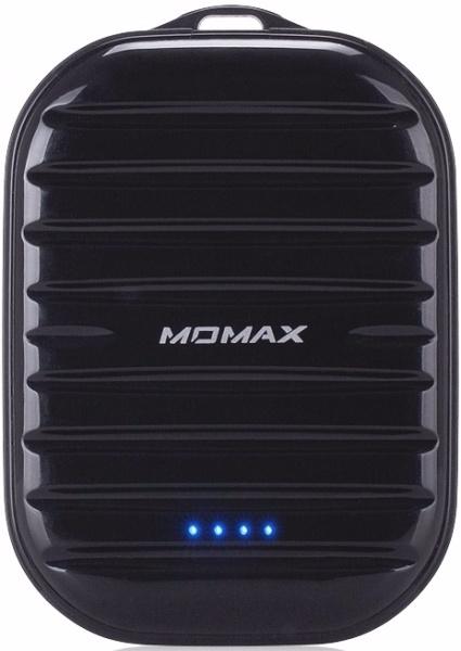 Аккумулятор внешний Momax iPower Go Mini 7800 мАч черный