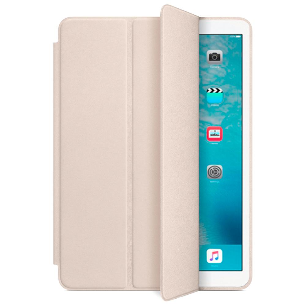 Чехол-книжка Smart Case для Apple iPad Pro 12.9 (искусственная кожа с подставкой) бежевыйдля Apple iPad Pro 12.9<br>Чехол-книжка Smart Case для Apple iPad Pro 12.9 (искусственная кожа с подставкой) бежевый<br>