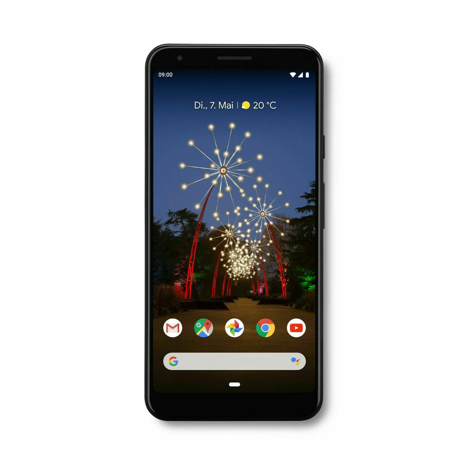 Google Pixel 3a 64Gb (Just Black)