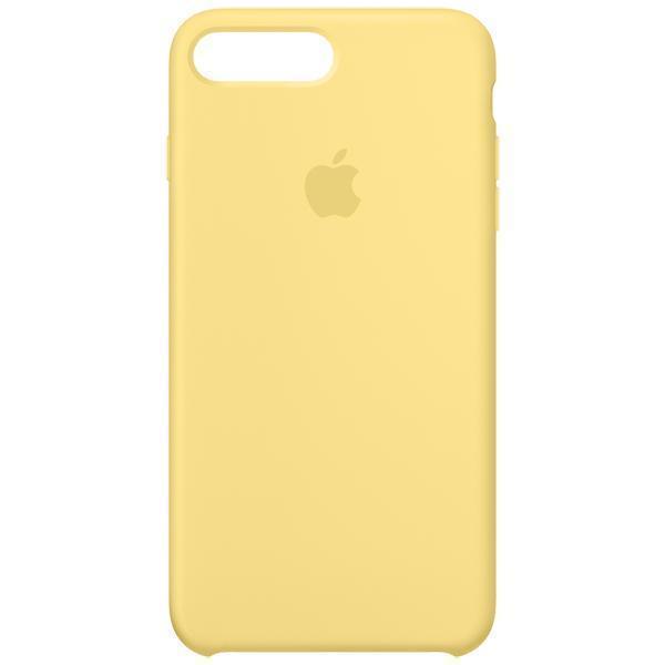 Чехол-накладка Apple Silicone Case для iPhone 7 Plus/8 Plus силиконовый жёлтая пыльцадля iPhone 7 Plus/8 Plus<br>Чехол-накладка Apple Silicone Case для iPhone 7 Plus/8 Plus силиконовый жёлтая пыльца<br>