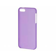 Купить Чехол-накладка Xinbo 0.3mm для Apple iPhone SE/5S/5 пластиковый фиолетовая