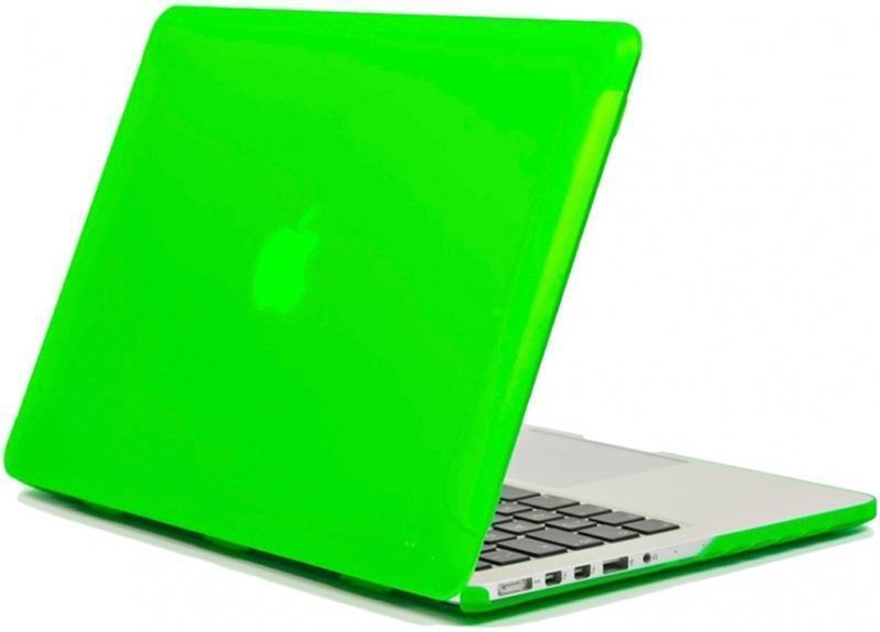 Чехол-накладка BTA-Workshop для Apple MacBook Pro Retina 15 матовая прозрачно-зеленаядля Apple MacBook Pro 15 with Retina display<br>Чехол-накладка BTA-Workshop для Apple MacBook Pro Retina 15 матовая прозрачно-зеленая<br>